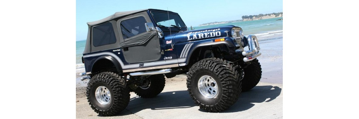 CJ5 Jeep