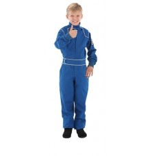 Crow Junior Single Layer Drivers Suit