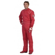 Crow Quilted Multi-Layer Proban Drivers Suits