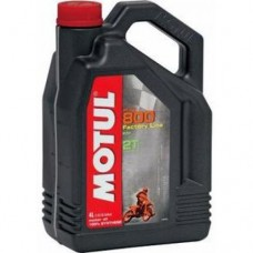 Motul 800 2T Off-Road 2-Stoke Oil - 4 Litre
