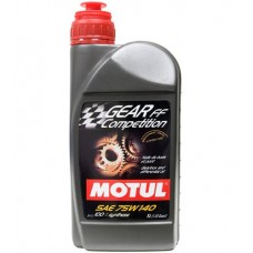 Motul Gear Competition 75W140 Oil - 1 Litre