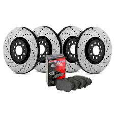 Ford Mustang 5.0 V8 with Brembo Performance Package 380mm Front Disc -330mm Rear Disc