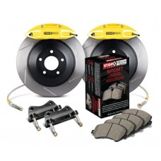 Stoptech 82.874.6D00.81 Front Big Brake Kit