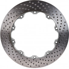 Stoptech 31.326.1201.99 AeroRotor Ring Drilled Left