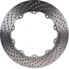 Stoptech 31.326.1202.99 AeroRotor Ring Drilled Right